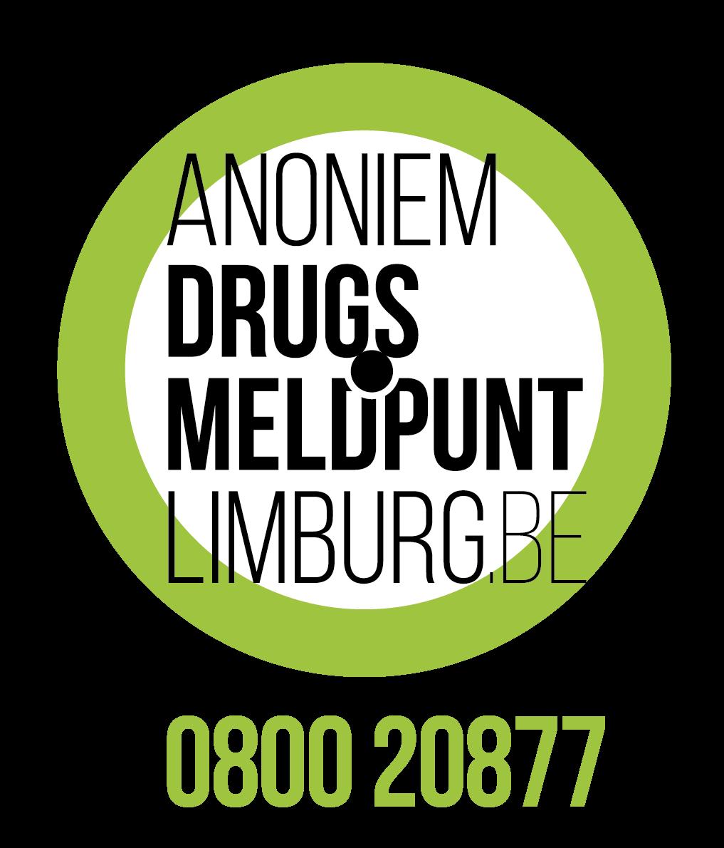 logo me tekst anoniem drugs meldpunt limburg